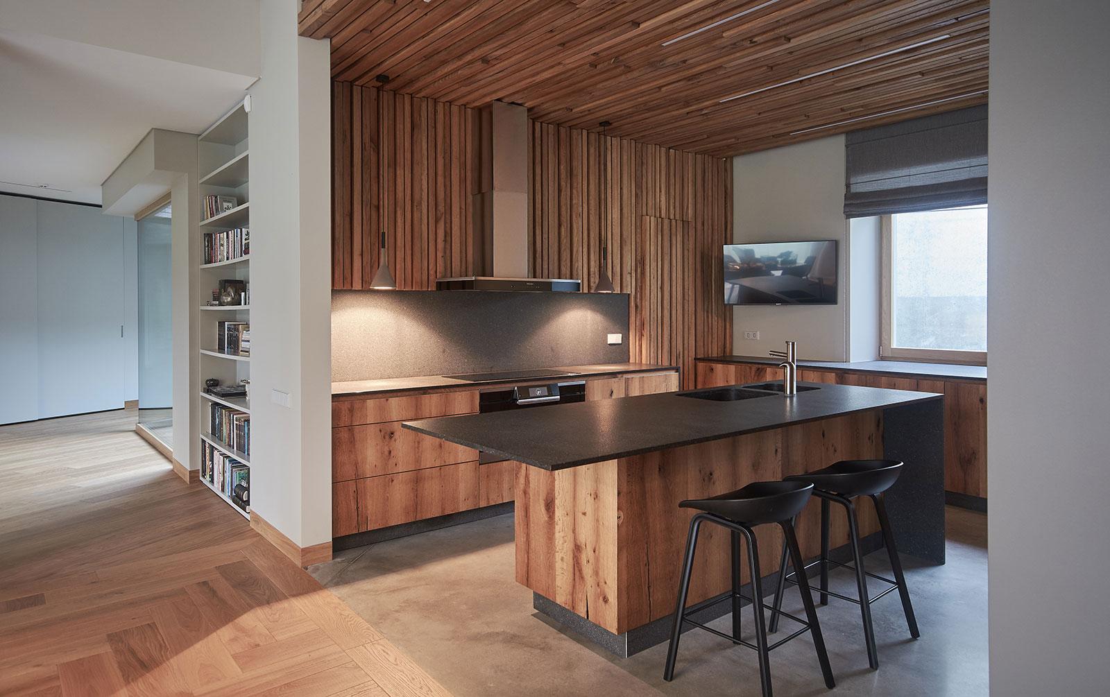 Modern Interior House Inspired by Natural Surrounding | nebrau.com